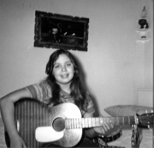 anne guitar